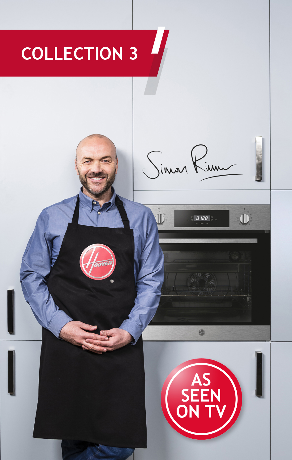 Hoover and Simon Rimmer